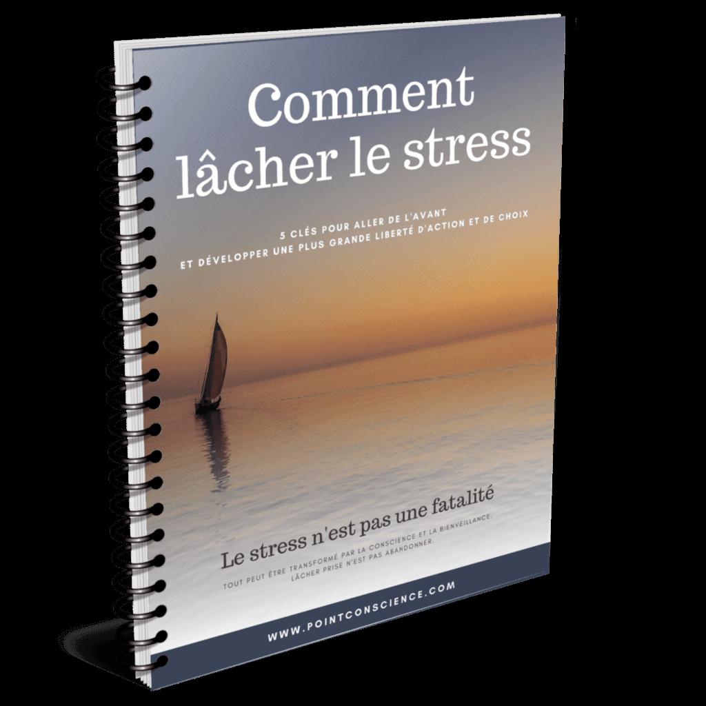 comment lâcher le stress